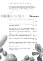 Winterspezialitäten in der Gaststätte Mölljans in Emsdetten